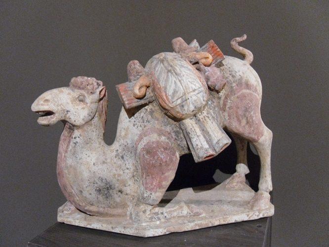 Chameau de Bactriane - Dynastie Tang Image