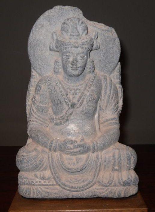 Bodhisattva Avalokitesvara - Gandhara - Vendu Image