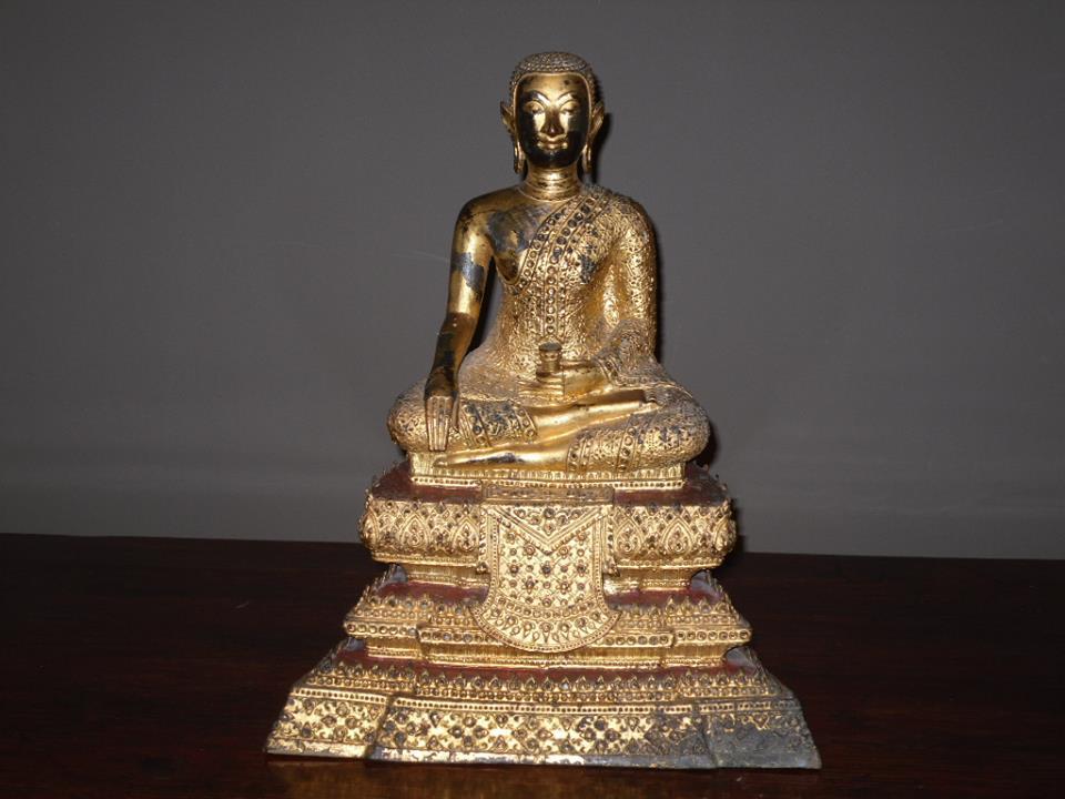 Bouddha Monk - Thaïlande - Vendu Image
