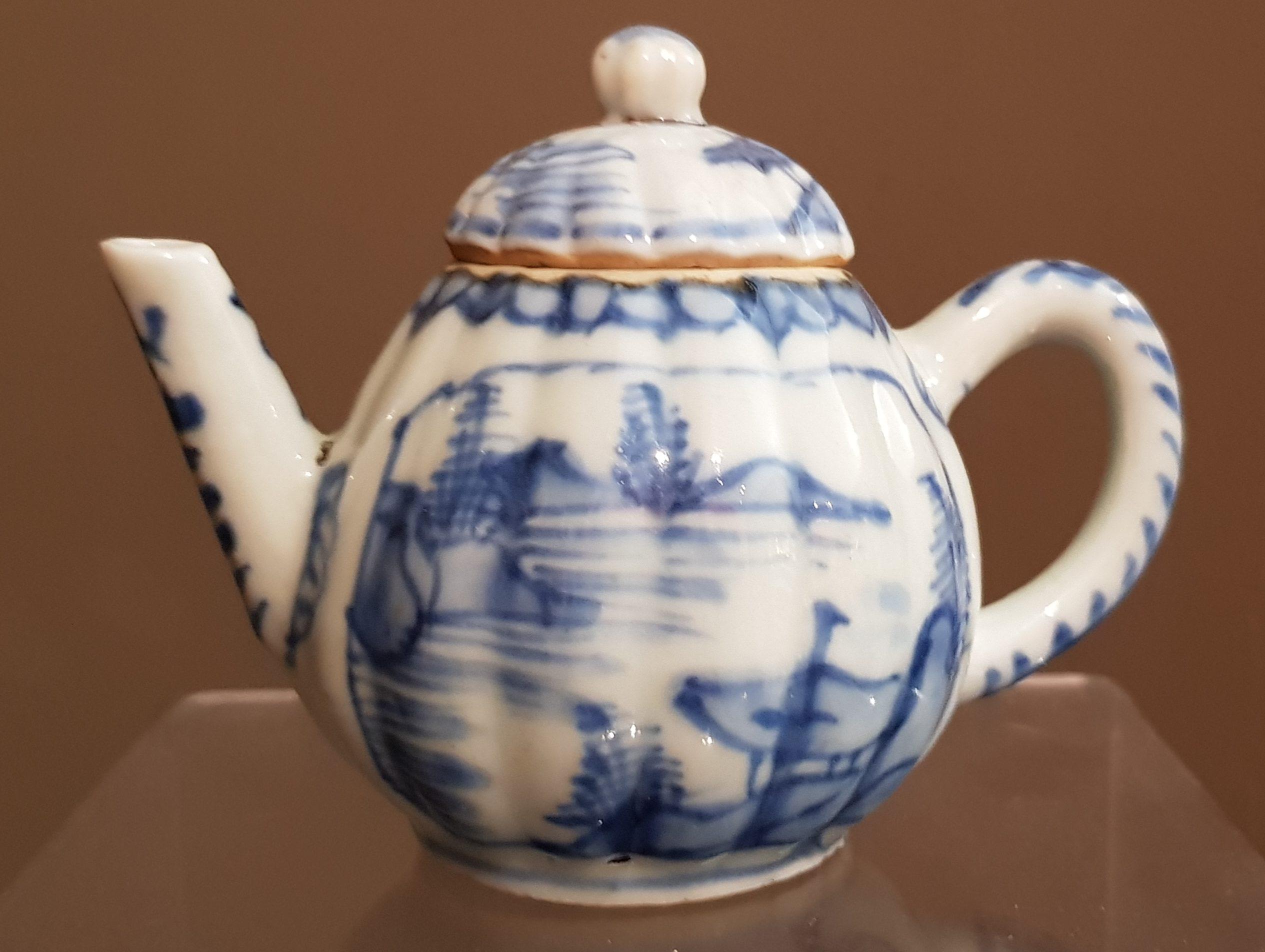 Théière miniature Kangxi - VENDU Image