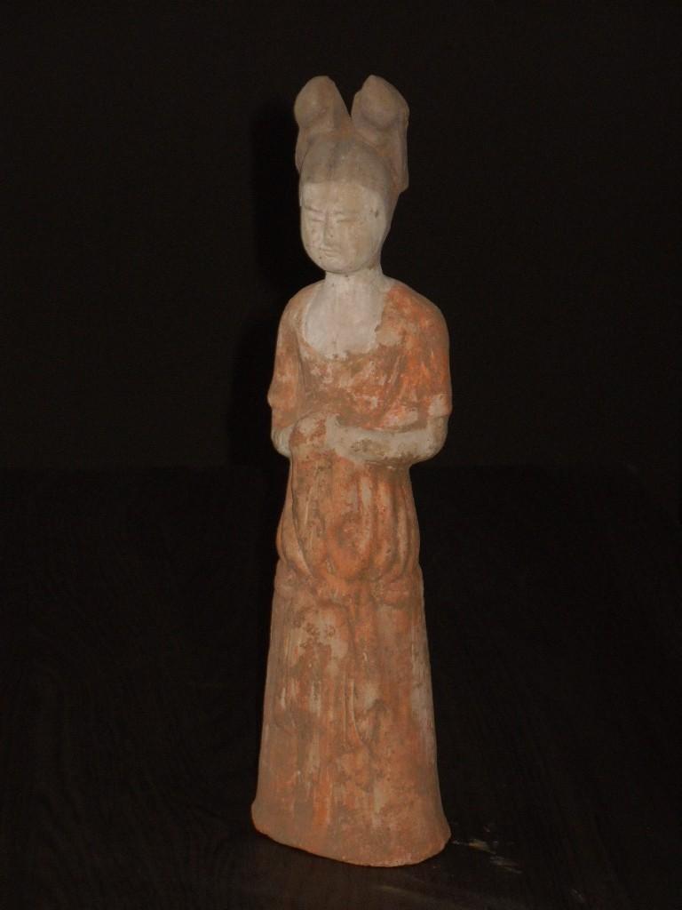 Dame de Cour - Dynastie Tang - Vendu Image