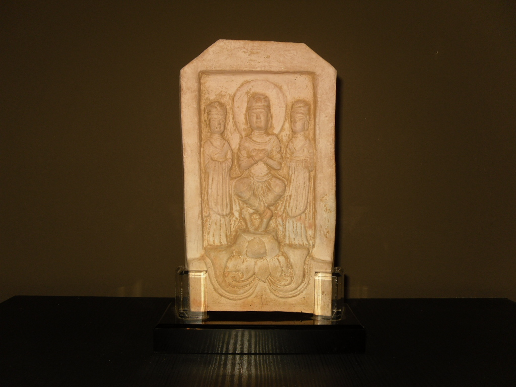 Stèle Bouddhique - Dynastie Sui - Vendu Image
