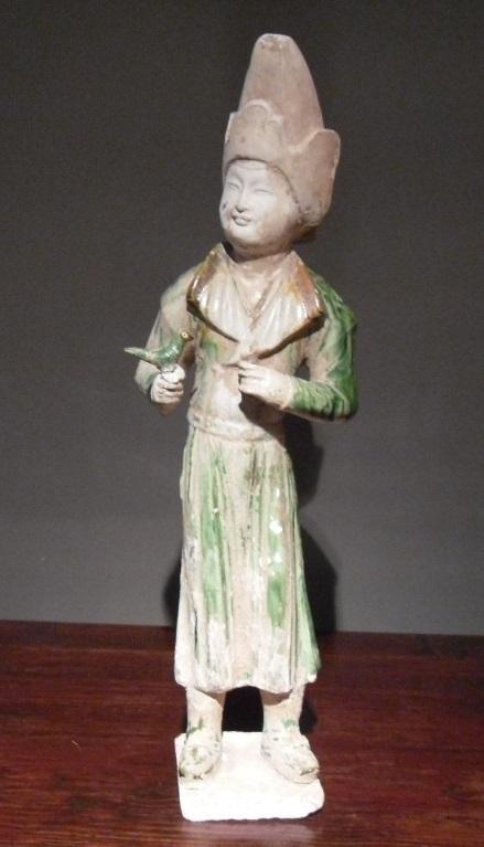 Fauconnier - Dynastie Tang - Vendu Image