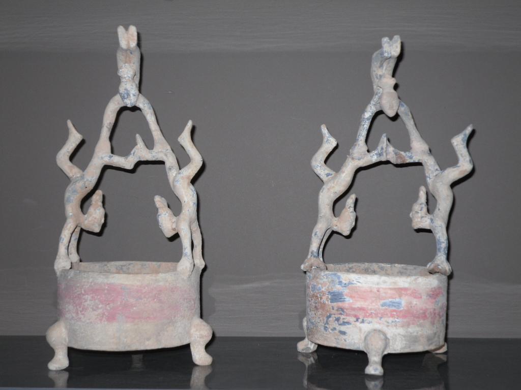 Paire de Lian - Dynastie Han - Vendu Image