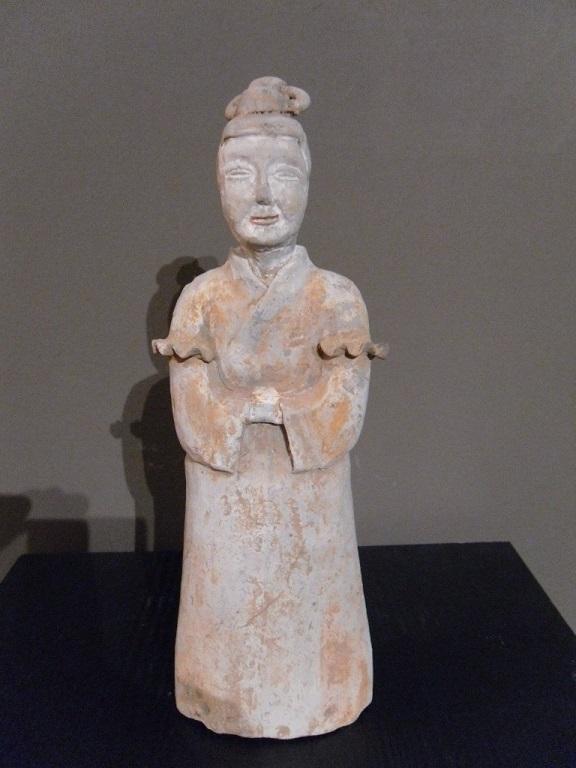 Dame de Cour - Période des 5 dynasties - Vendu Image