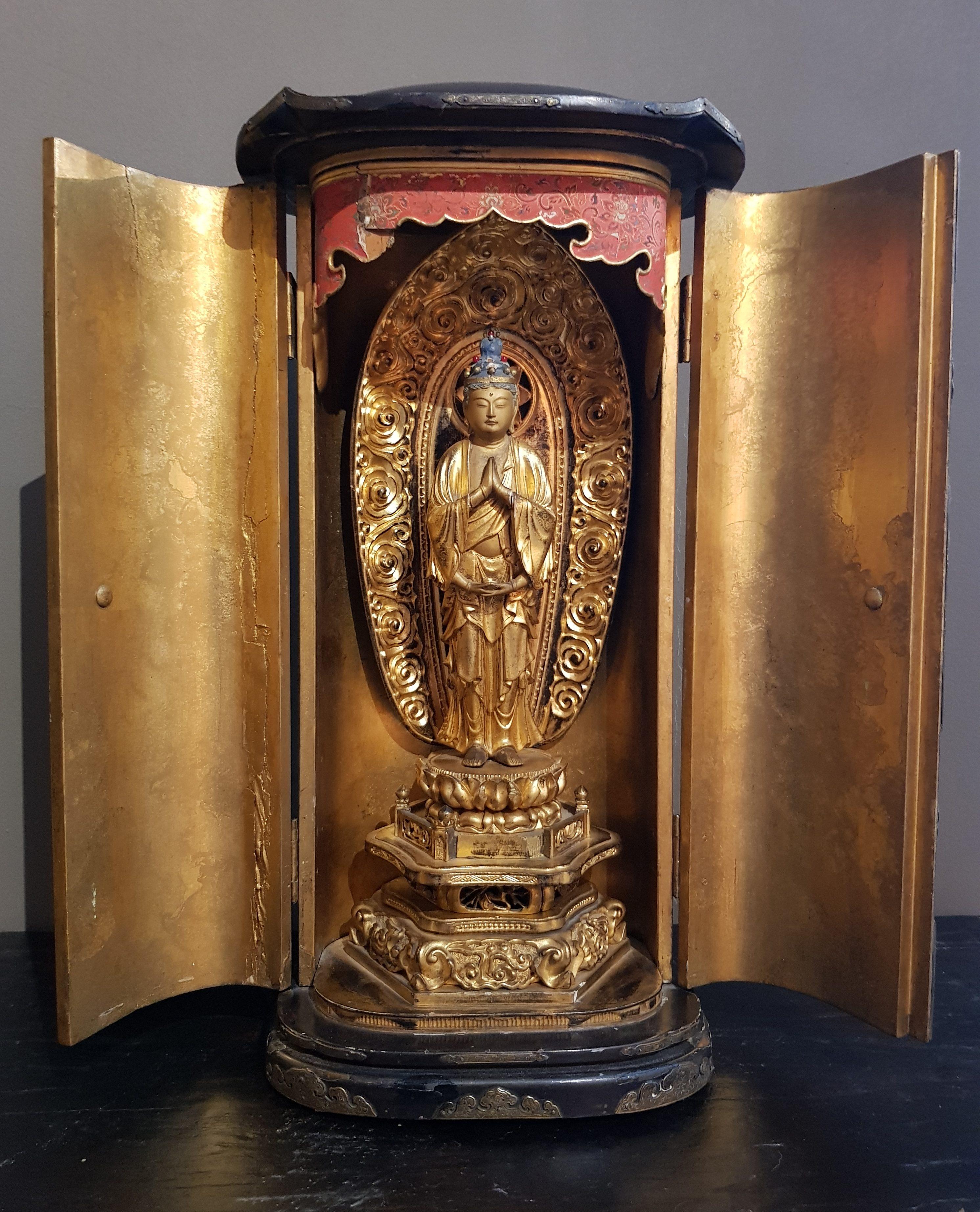 Butsudan Kannon - Ere Edo - VENDU Image