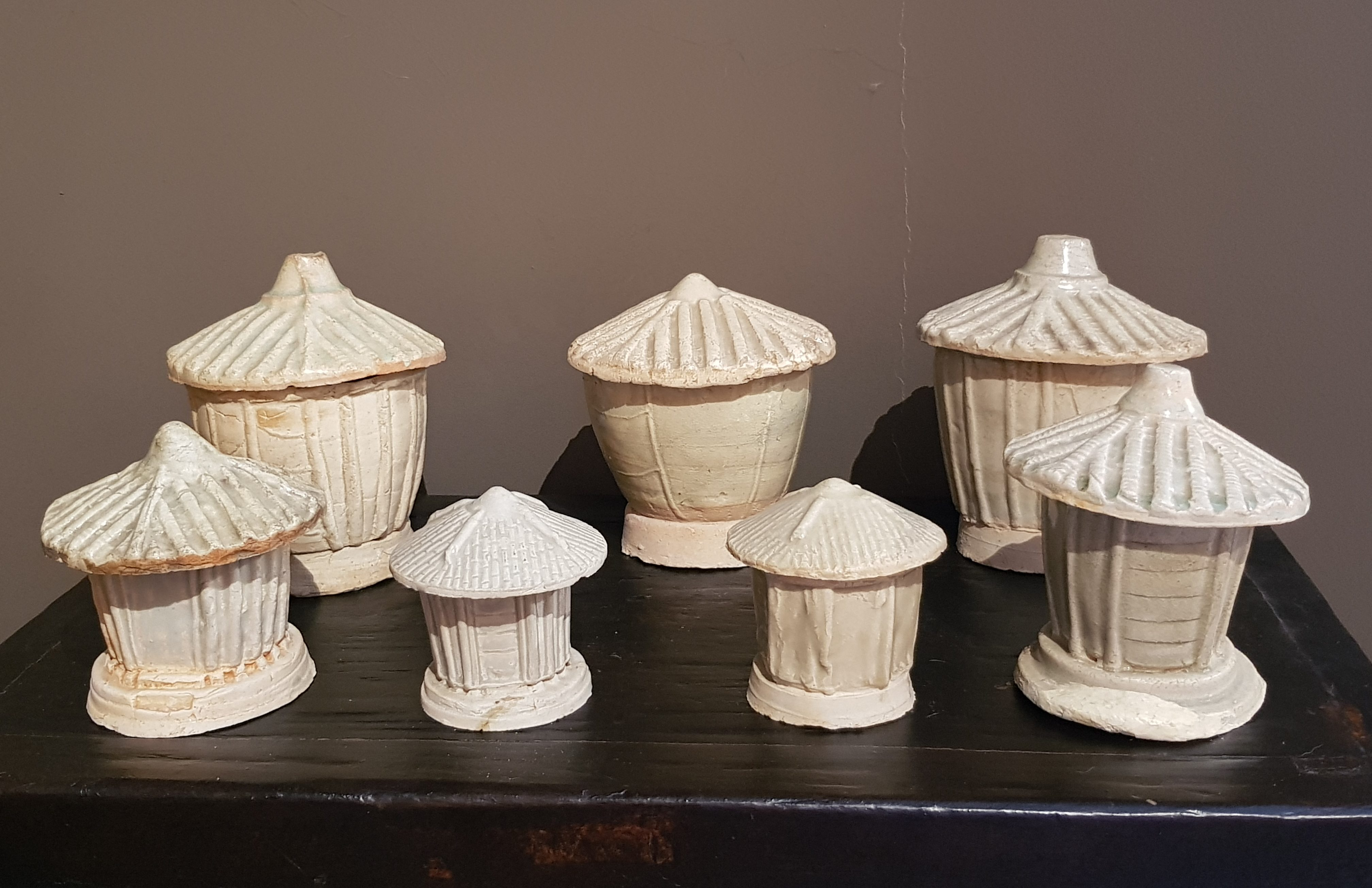 Greniers à grains Céladon - Dynastie Song Image