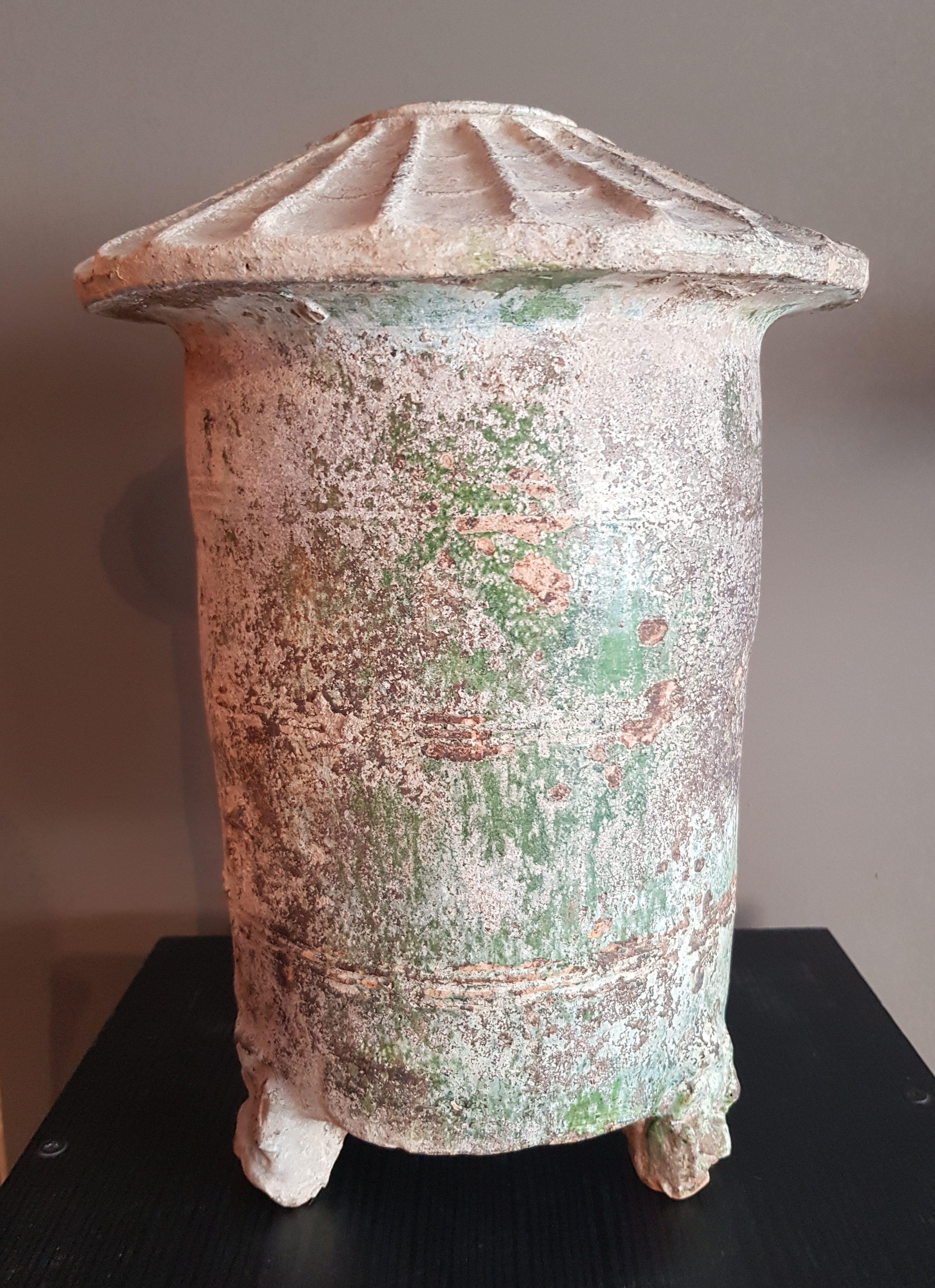 Grenier à grains - Dynastie Han - Vendu Image