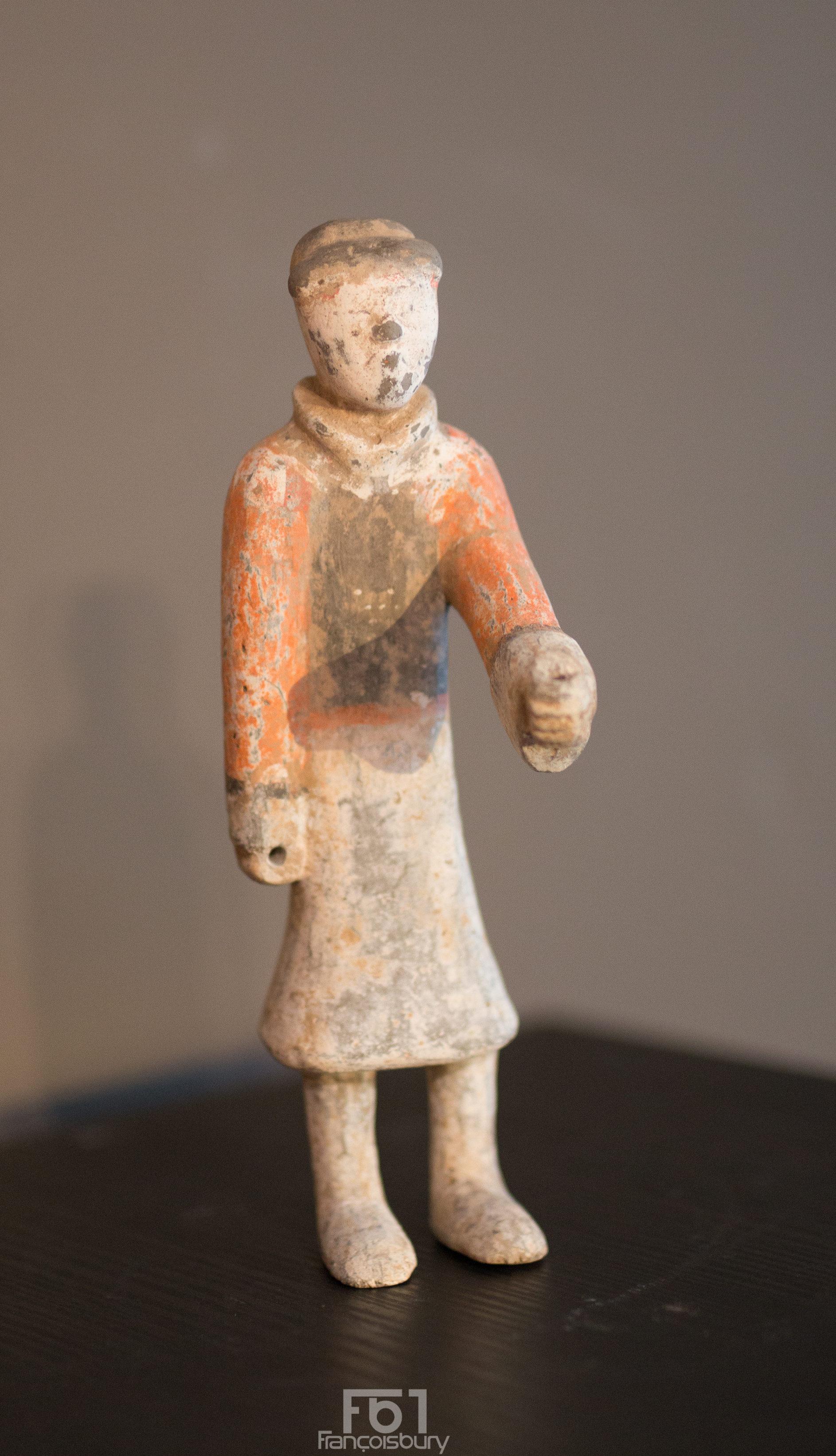 Soldat fantassin - Dynastie Han - VENDU Image