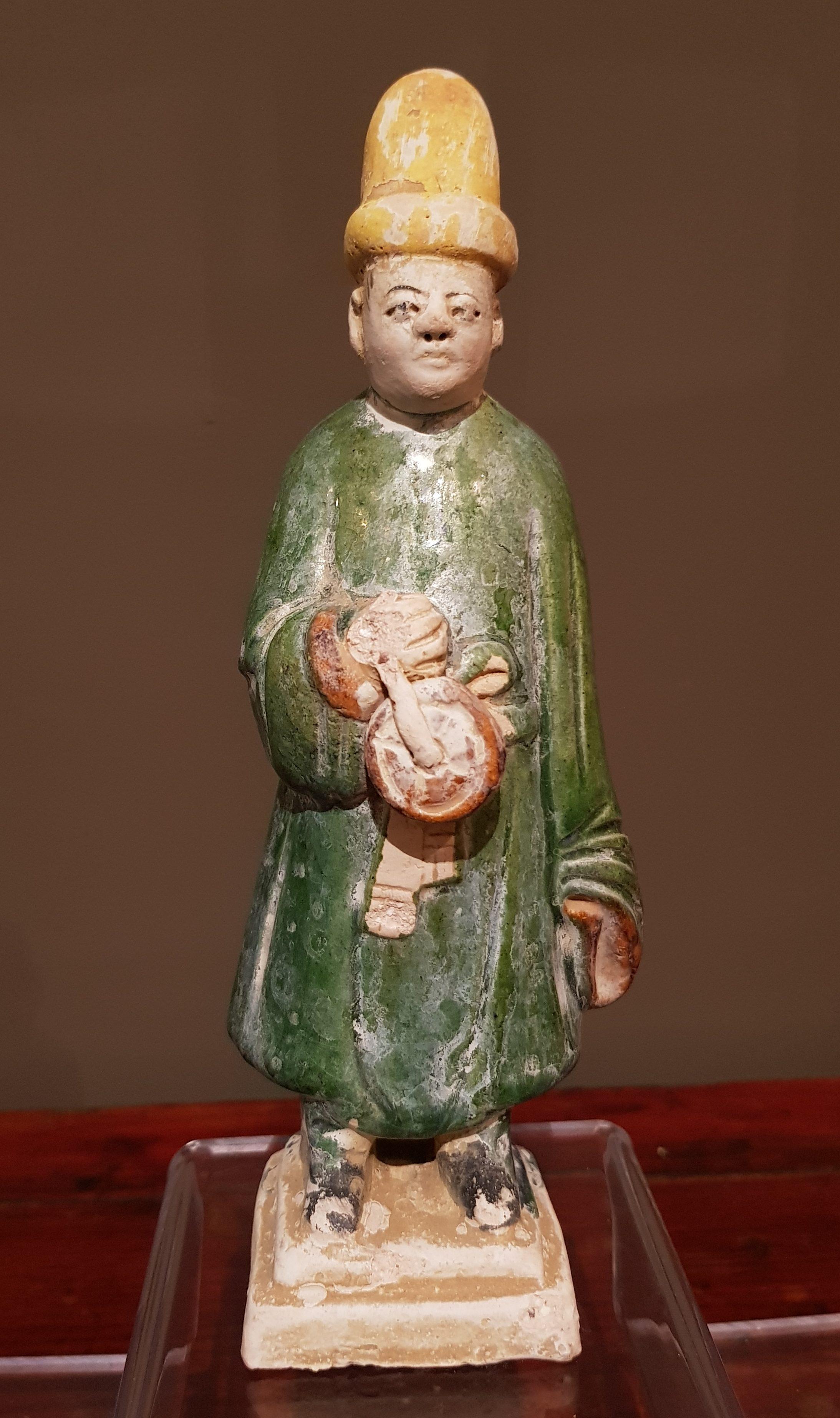 Musicien - Dynastie Ming Image