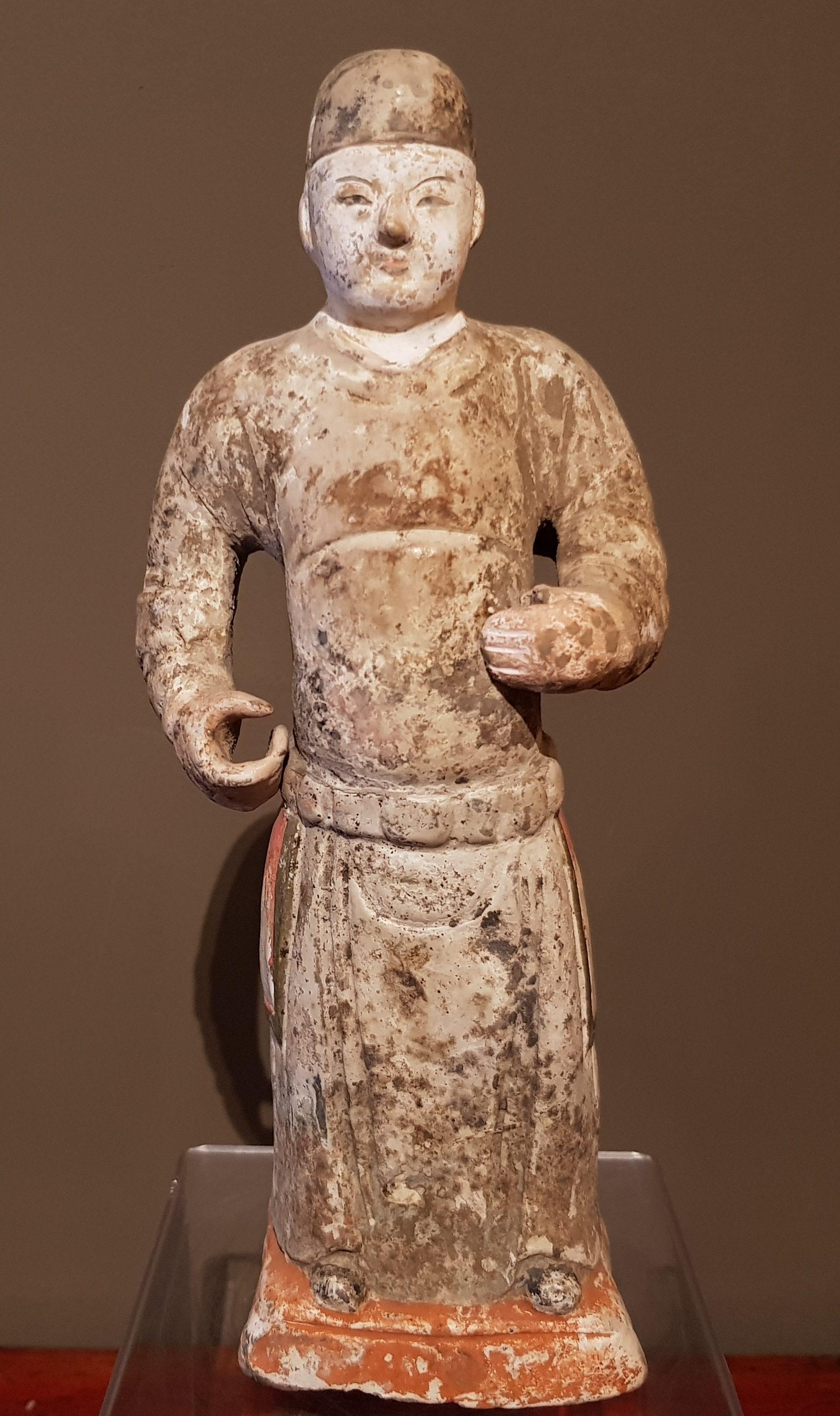 Soldat ou garde - Dynastie Ming(1368-1644) Image